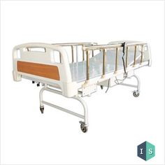 Semi Fowler Bed, Electric with ABS Panel and SS Safety Rails Manufacturer Suppliers India
