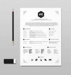 26 CV originaux que vous voudrez immédiatement copier:
