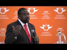 Motivational speaker: LES BROWN - Public Lecture