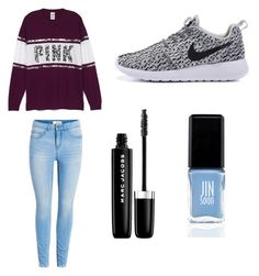 """""""Outfit 604"""" by that-girl-j ❤ liked on Polyvore featuring Marc Jacobs and JINsoon"""