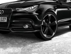 Black #Audi #A1