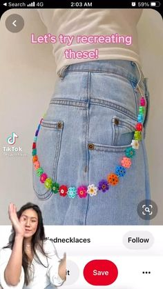 Diy Fashion, Trendy Fashion, Fashion Outfits, Hippie Style Clothing, Cool Outfits, Summer Outfits, Diy Belts, Creative And Aesthetic Development, Indie Girl