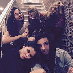 Here's Gigi Hadid, Taylor Swift, and Selena Gomez Just Casually Hanging Out: A photo posted by Gigi Hadid (@gigihadid) on Nov 18, 2015 at 11:36pm PST  Joe Jonas, who?!
