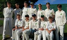 Undefeated Champions! - Congratulations to Ushaw Moor Cricket Club Under 15's Team who won their Durham County Junior League, remaining undefeated all season.