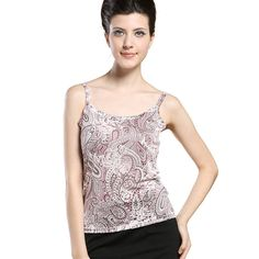 Forever Angel Women's Knitted Silk Lace Camisole Top Size L. 100% Mulberry Silk. Silk Knitting, Stretchy And More Comfortable. Silk Knit Garments May Be Dry Cleaned Or Hand Washed In Cool Water With Mild Soap, Laying Flat Or Hanging To Dry. Please Select The Size According To Our Size Chart in the Product Description Below.