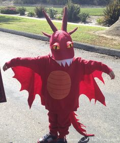 The Right-On Mom Vegan Mom Blog: DIY How to Train Your Dragon Hookfang Costume