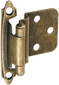 Stanley Home Designs BB8195 2.75 Inch Self-Closing .375 Offset Standard Spring C