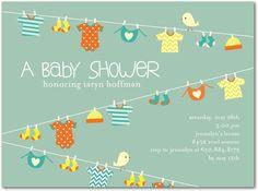 Summer Baby Shower Invitations: Today's Staff Picks | Tinyprints Blog