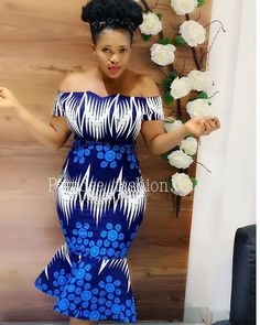 25 Simple And Classy Ankara Short Gown Styles Beautiful African Ladies - African Bridesmaid Dresses, African Dresses For Kids, African Wear Dresses, African Attire, Ankara Short Gown Styles, Short Gowns, African Print Fashion, Africa Fashion, Women's Fashion Dresses