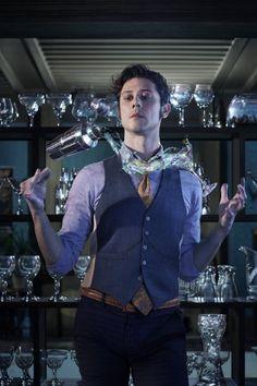 """The Magicians S1 Hale Appleman as """"Eliot Waugh"""""""