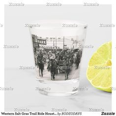 Shop Western Salt Gras Trail Ride Houston Parade Shot Glass created by RODEODAYS. Horse Riding Pants, Trail Riding Horses, Horse Riding Quotes, Horse Riding Tips, Horse Quotes, Horseback Riding Outfits, Horseback Riding Lessons, Birthday Shots, Shot Glass