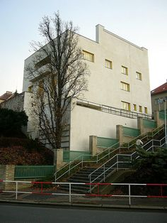 Adolf Loos- Muller House, 1929-30 | Flickr - Photo Sharing!