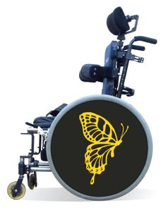 Wheels of Fun Spoke Guard Covers (Standard or Create Your Own) ($65.00 for cover only)