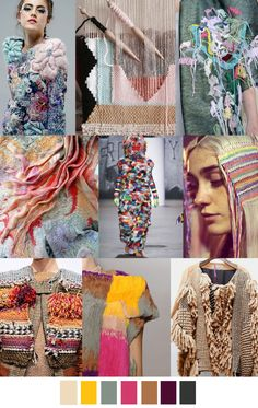 FASHION VIGNETTE: TRENDS // PATTERN CURATOR - COLOR + PATTERN . SS 2016