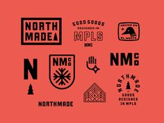 Northade Co. on Behance