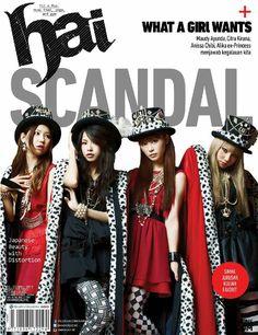 Hai Magazine - SCANDAL