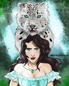 Lysandra by dorkgirldraws on instagram