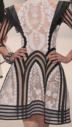 Jean Paul Gaultier haute couture, spring 2009