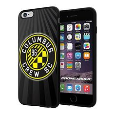 "Soccer MLS Columbus Crew SC LOGO SOCCER FOOTBALL, Cool iPhone 6 Plus (6+ , 5.5"") Smartphone Case Cover Collector iphone TPU Rubber Case Black [By NasaCover] NasaCover http://www.amazon.com/dp/B012BCWIP4/ref=cm_sw_r_pi_dp_3UpXvb121H2DE"
