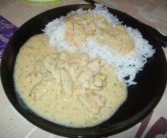 Sauté de porc à la moutarde & bière by dede44520 on www.espace-recettes.fr