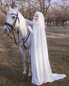 cheap plus size gothic wedding dresses Muslimah Wedding Dress, Muslim Wedding Dresses, Muslim Brides, Muslim Couples, Bridal Dresses, Dress Muslimah, Bridal Hijab, Wedding Hijab, Beautiful Muslim Women