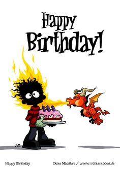 Happy Birthday Humor Hope It Was A BLAST