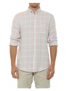 THE LAGUNA CHECK SHIRT