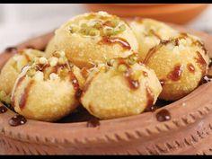 House Home Photo Indian Pani Puri Appetizers Recipe Puri Recipes, Spicy Recipes, Appetizer Recipes, Cooking Recipes, Appetizers, Indian Snacks, Indian Food Recipes, Indian Desserts, Indian Dishes