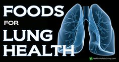 Understanding what to eat in terms of foods for lung health is essential for anyone's well-being. Here in the US over 12.1 million Americans suffer from COPD or Chronic Obstructive Pulmonary Disease. For these...