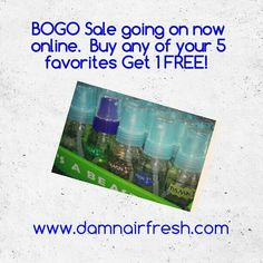 BOGO sale going on now!