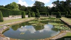 The sunken garden at Apethorpe Hall Who holds the keys to our mansions? The Jacobean country house was bought by a Libyan businessman in 1983, who neither lived in it or maintained it and left it to crumble for almost two decades.