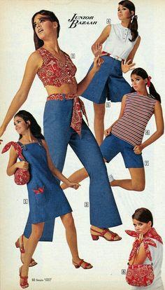 Fashion: The Flamboyant Fashion Revolution 60s And 70s Fashion, 60 Fashion, Retro Fashion, Fashion Models, Vintage Fashion, Fashion Trends, Ladies Fashion, Fashion Dresses, Vintage Outfits