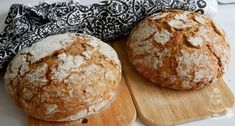 Bread Baking, Baked Potato, Baking Recipes, Muffin, Food And Drink, Vegetarian, Dishes, Cooking, Breakfast