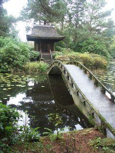Jap Garden Tatton Park UK
