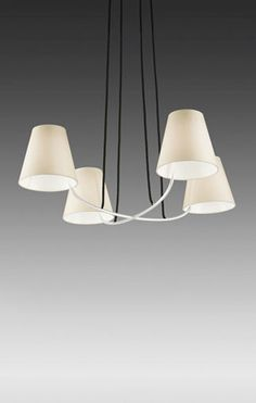 contemporary pendant lamp (nickel) MEXICO Kalmar Lighting