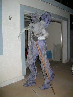 halloween gargoyle costume