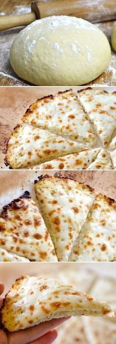 LA MEJOR MASA: de PIZZA CASERA para preparar bases de pizzas estilo Domino´s, Pizza Hut