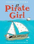 "Great book about one tough little girl and her strong mom!  Ferocious pirate Captain Firebeard THINKS that he and the ruthless crew of the ""Horrible Haddock"" rule the high seas. But Firebeard and his band meet their match when they kidnap a small but feisty girl named Molly, then have to reckon with the fiercest pirate on the sea - her mother!"