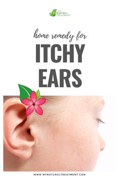 Here you have the most amazing home remedy for itchy ears using a few natural ingredients, such as garlic, propolis, lemon and natural olive oil. Home Remedies, Natural Remedies, It Goes Like This, Cotton Pads, Natural Treatments, Glass Bottles, Ears, The Cure, Garlic