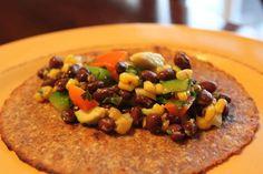 Southwestern Black Bean Tacos: Easy, Healthy, and Yummy