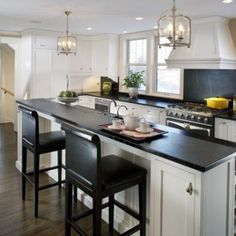 1000 Images About Kitchen On Pinterest Long Narrow Kitchen Kitchen Islands And Island Design