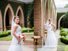 St. Martin's Episcopal Church, Houston - Bridal Portraits by Motley Mélange
