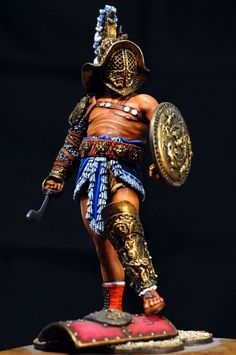 - next picture Gladiators Of Rome, Rome Antique, Roman Warriors, Roman Republic, Military Figures, Roman History, Medieval Knight, Anatomy Reference, Toy Soldiers