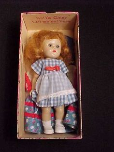 Ginny doll..by Vogue