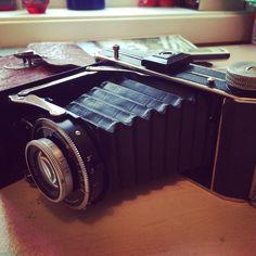 Old beirax camera, german design. 1960++??
