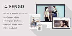 Fengo - Responsive Magento Theme