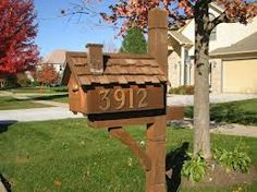 beautiful mailboxes - Google Search