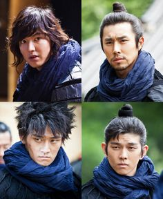 OUR WU DAL CHI FROM FAITH! <3