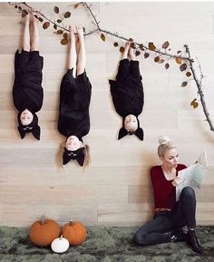 Casa Halloween, Theme Halloween, Halloween Photos, Creative Halloween Costumes, Diy Halloween Decorations, Holidays Halloween, Halloween Kids, Halloween Crafts, Happy Halloween