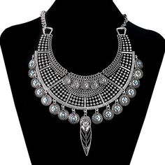 Egytian Nazza Necklace